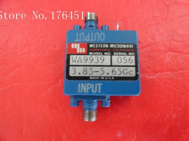 [BELLA] WM WA9939-056 3.85-5.65GHz SMA Supply Amplifier