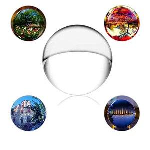 K9 Klar 60mm Kronleuchter Objektiv Ball Kristall Glas Ball Kristall Ball Stehen Für Kugel Fotografie Dekoration Hause Dekorative Ball