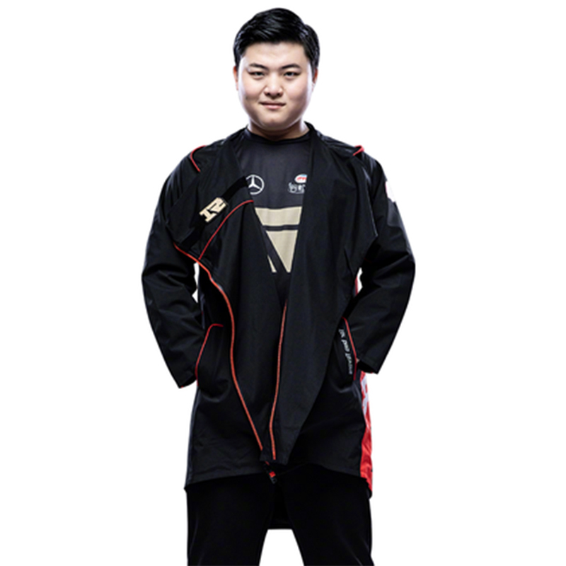 Tsingyi Fans Gift RNG IG EDG Uzi Ming Rookie Hooded Jacket Men Women LOL 2018 World Championship Spliced Long Men's Jackets