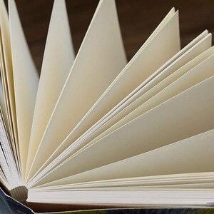 Image 4 - Papeterie créative Vintage carnet carnet de croquis planificateur A5 blanc carnet de croquis Journal Journal Agenda Filofax bureau fournitures scolaires