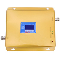 VOTK 2G 4G SIGNAL BOOSTER CELL PHONE CDMA850MHZ DCS1800MHZ SIGNAL REPEATER DUAL BAND CDMA DCS SIGNAL BOOSTER 4G SIGNAL AMPLIFIER