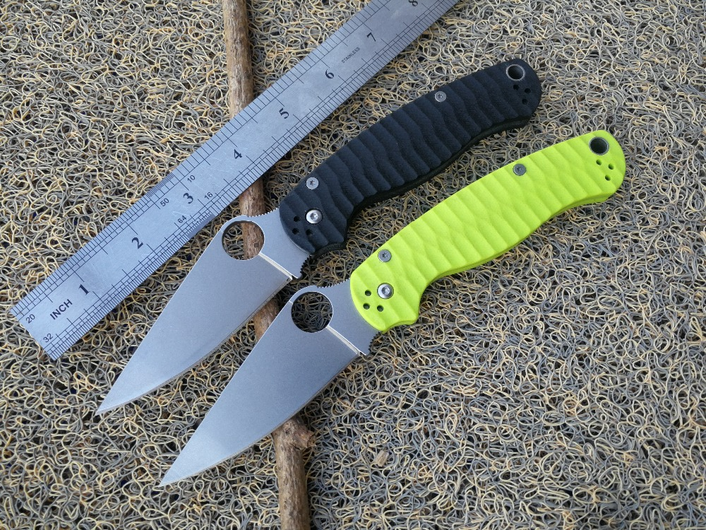 2018 New JIAHENG latest small folding knife hati C81 S30V blade handle G10 Handle font b