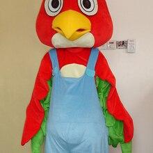 Красный талисман индейки костюм цыпленка взрослый размер рекламные костюмы Хэллоуин нарядное платье несколько цветов