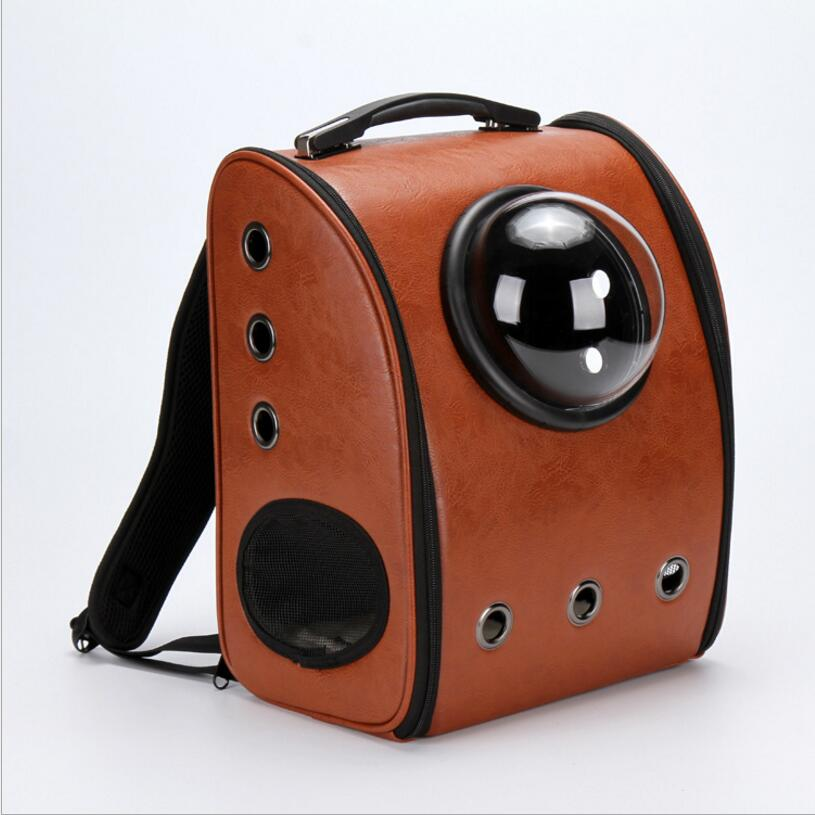 Breathable cat dog pet product carrier bag cat backpack pet dog cat carrier bag traveling bag for pets carrier airline bag  My Pet World Store
