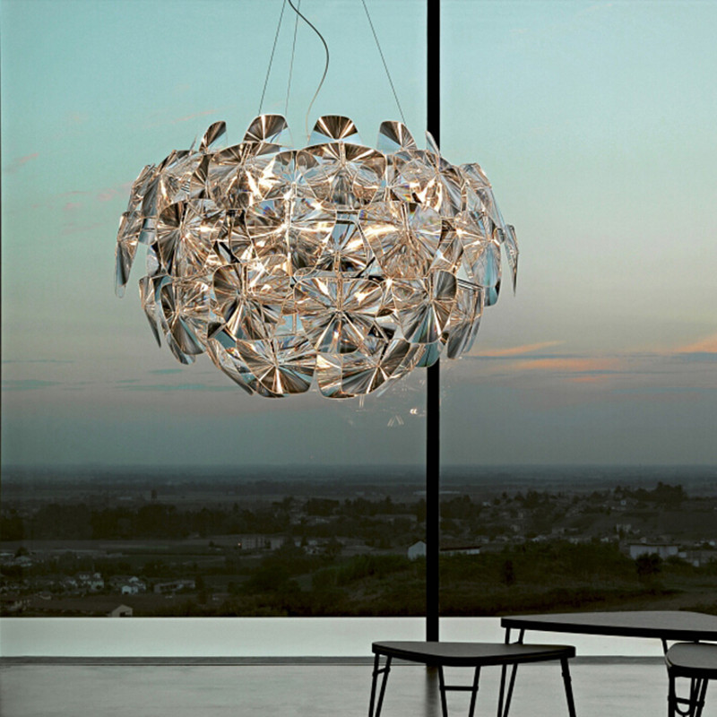 free shipping dia 110cm milan francisco gomez paz hope suspension luceplan modern pendant lamp. Black Bedroom Furniture Sets. Home Design Ideas