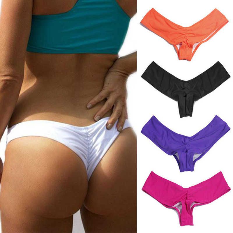 fffba1bcc9f6c Detail Feedback Questions about Sexy Women Brazilian Bikini Swimwear ...