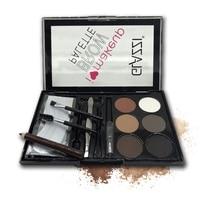 Eye Brow Powder Makeup Kit Set Waterproof Eyebrow Powder Palette Eyebrow Enhancers Make Up Recommend