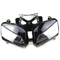 Motorcycle Front Headlight Head Light Lamp Headlamp Assembly For Honda CBR1000RR 2004 2007