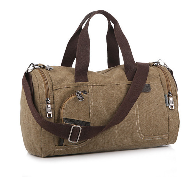 High Quality Men Travel Bags Brand Luxury Man Bags Designers Canvas Bolsa  De Viagem Masculina Casual Travel Duffle Bag Man b88892b435054