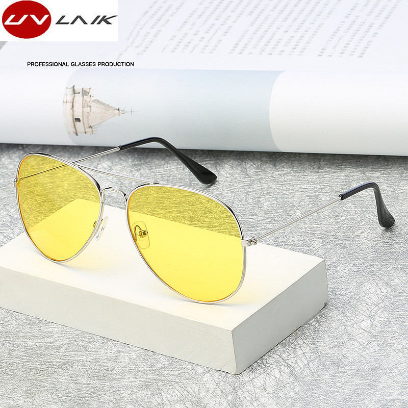 fe0a05a8b17 ... Vision Polarized Sunglasses Men Women Goggles Glasses UV400 Sun Glasses  Driver Night Driving Eyewear. Previous