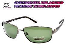f0cc4b2b31 Polarized Reading Gafas de Sol = cuadrado V personalizable Polarized  personalizado por encargo Gafas de sol-1-2-3- 4-5