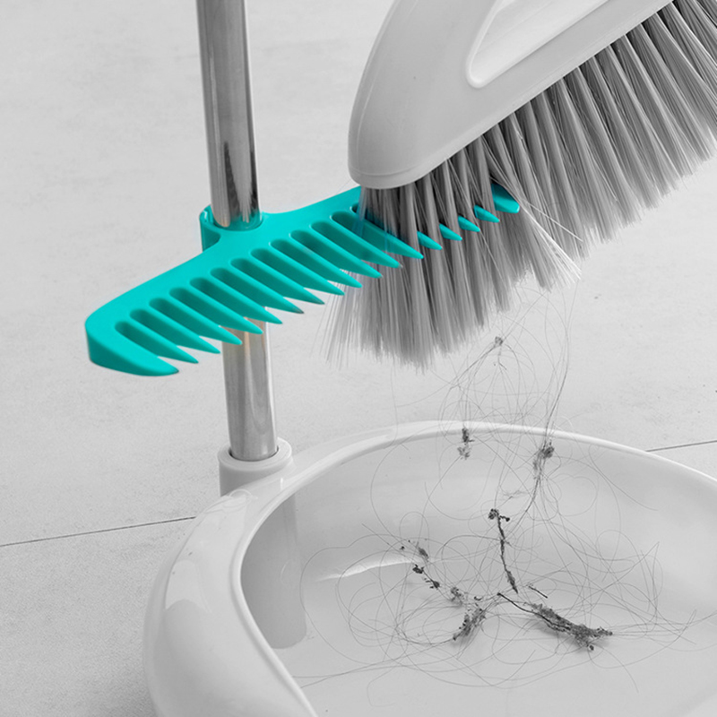 Bathroom Hair Sewer Cleaning Brush Broom Dusting Brushes Home Convenient Household Dust Separation Cleaning Tools
