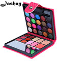 Jashay Makeup Eyeshadow Palette 32 colors Fashion Eye Shadow Make Up Shadows With Case Cosmetics For Women Oogschaduw 4colors