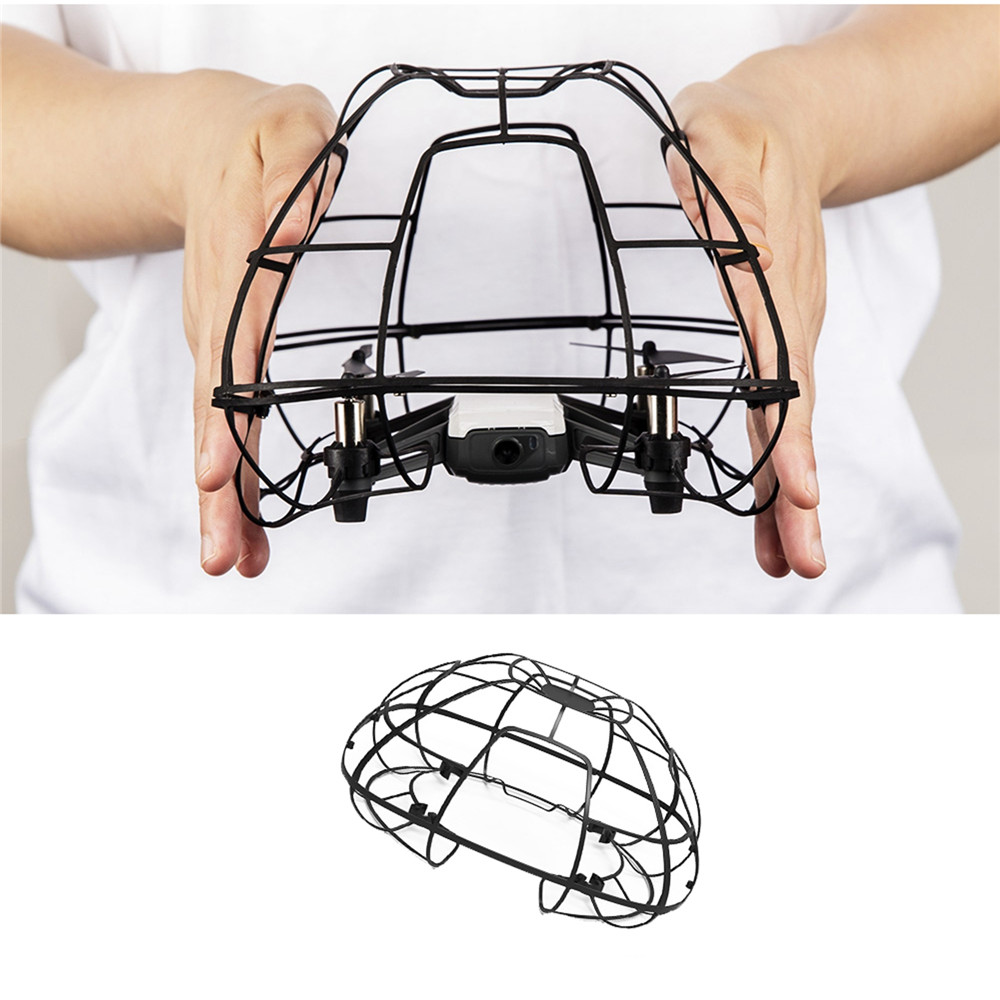 PGYTECH Full Protective Cage Propeller Guard for DJI Tello Drone Safe Flight Spherical Protector Accessories