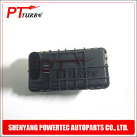 Для BMW 520D E60 E61 E60N E61N 120Kw 163HP M47D20 GT1752V G290 спуск турбины привод турбокомпрессора 762965 0003 11657794022
