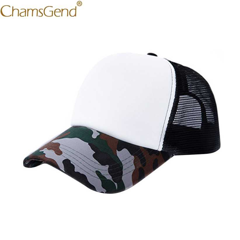 Camouflage respirant maille casquettes de Baseball hommes os papa chapeau tactique vert soleil chapeau été Camping casquette sportive 90218