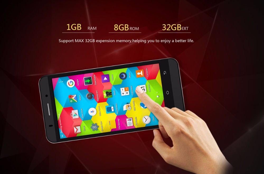 מתנה מקורית Gooweel M5 Pro smartphone MTK6580 quad core 5 אינץ IPS מסך הטלפון הנייד 8MP מצלמה GPS 3G WCDMA טלפון נייד