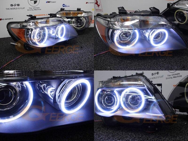 BMW E66 E65 750I 750LI 2006 2007 2008 cob led angel eyes(6)