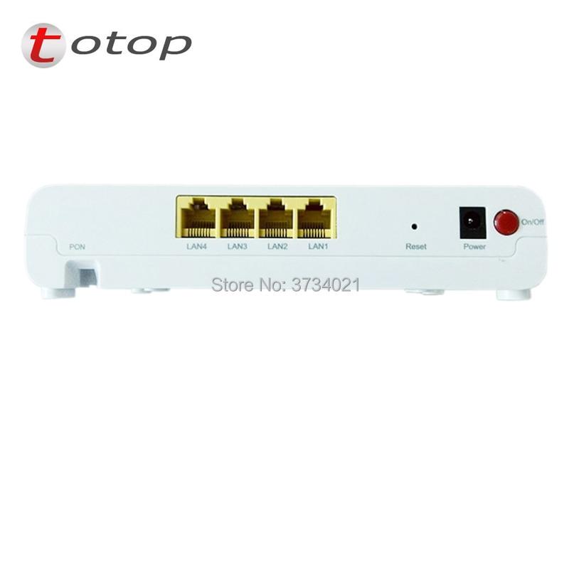ZTE ZXHN F600 5.0 Version GPON ONU ONT Router 1GE+3FE Same function as F668 F601 Ftth Gpon Ont ModemZTE ZXHN F600 5.0 Version GPON ONU ONT Router 1GE+3FE Same function as F668 F601 Ftth Gpon Ont Modem