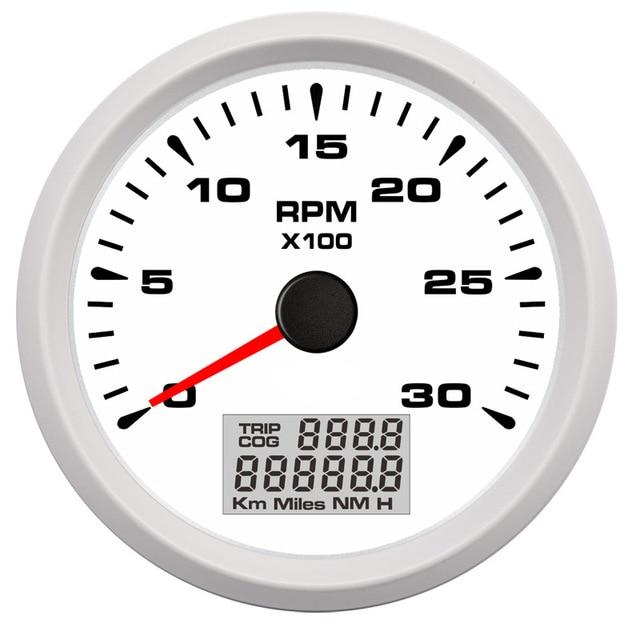 marine outboard motor tach 7000 rpm tachometer gauge mount wiring rh paletteparty co