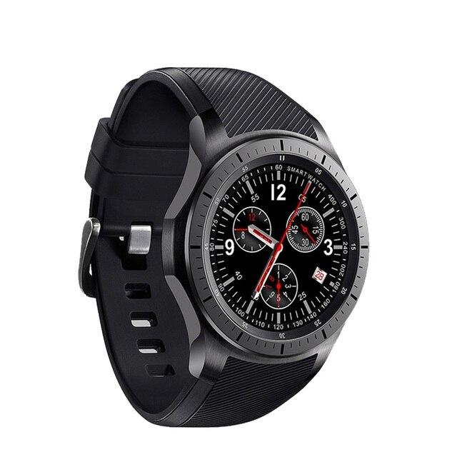 """Новый Android 5.1 OS Smart Watch SmartWatch 3 Г Wi-Fi DM368 Наручные Часы 1.39 """"Quad Core Bluetooth 4.0 Монитор Сердечного ритма против LF16"""