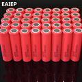 EAIEP 2017 hot sale 100% new Original 40pcs 2100mAh 3.7v 18650 rechargeable li-ion Battery For ICR18650-21F batteries