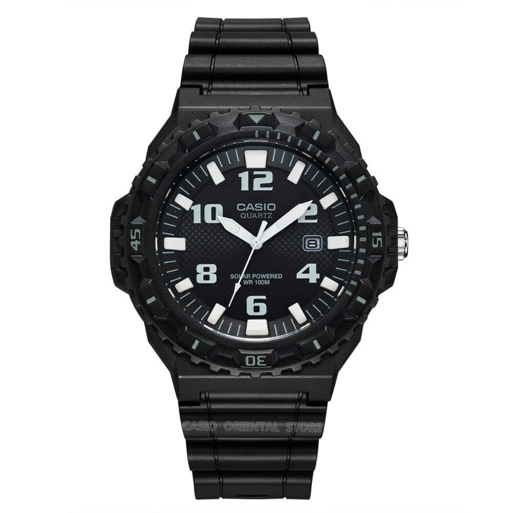 CASIO Montre 2017 New Arrviel Montre Hommes Montre À Quartz Étanche Relogio Masculino horloge de Table en caoutchouc bande de haute qualité MRW-S300