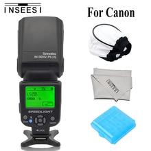 INSEESI IN560IV плюс универсальный Камера Вспышка Speedlite фонарик для Canon 6d 60d 5d mark iii 550d 1100d 650d 600d 700d 7d 5d3