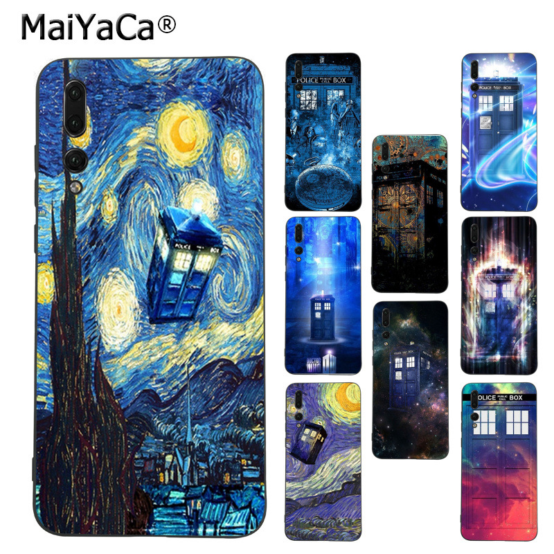 Cellphones & Telecommunications Phone Bags & Cases Well-Educated Maiyaca Tardis Box Doctor Who The Most Advanced Mobile Phone Case For Huawei P9 10 Plus 20 Pro Mate9 10 Lite Honor 10 View10