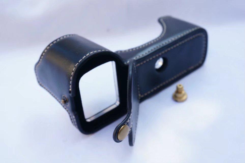 Camera Bag A9 Handmade Bag Camera Half Body Cover For sony A7 III A7R3 A7R III A7R Mark 3 A7RM3 A7III with battery opening