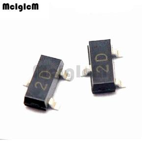 Image 2 - MCIGICM 3000 قطعة MMBTA92 ، SOT 23 1D MMBTA92LT1G ترانزستور عالي الجهد
