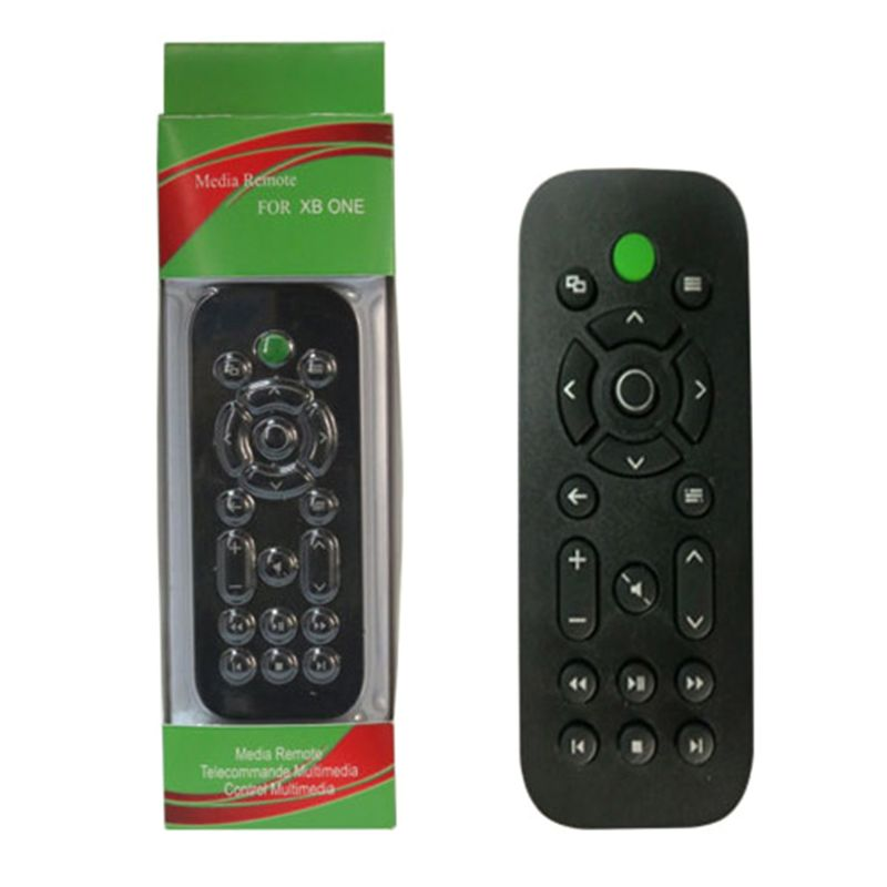 2019 New Media Remote Control Multimedia Game Player Accessories for Microsoft Xbox One