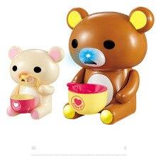Милый мультфильм пузырчатая машина игрушка полностью автоматическая вода дуя игрушки пузырьковое мыло воздуходувка открытый дети детские игрушки
