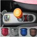 Coloful Gear Shift Knob Lever Transmission Trim For MERCEDES BENZ SMART Fortwo