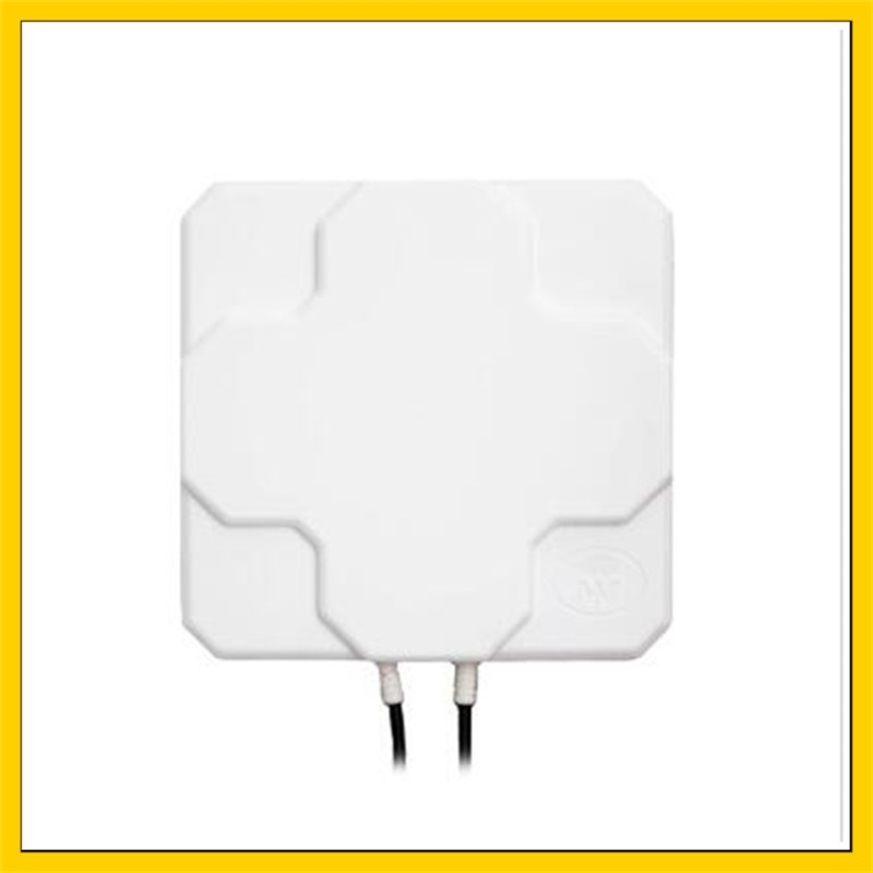 2PCS  outdoor 4G LTE MIMO antenna 2*22dBi  LTE dual polarization panel antenna20CM cable SAM -Male connector2PCS  outdoor 4G LTE MIMO antenna 2*22dBi  LTE dual polarization panel antenna20CM cable SAM -Male connector