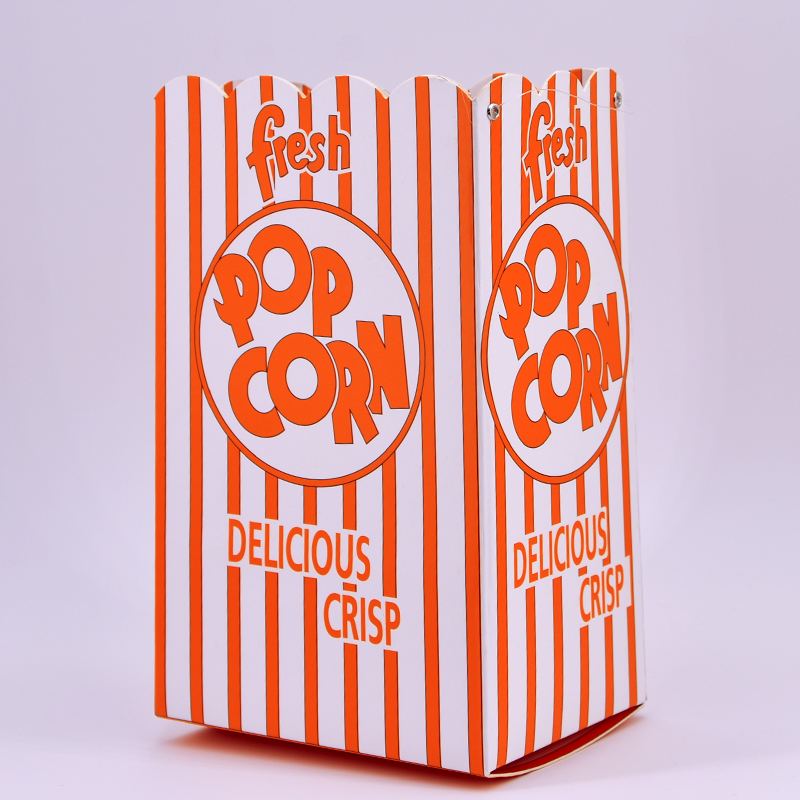 Electronic Edition - Popcorn 2.0 Magic ( DVD + Gimmick ) Magic Tricks Appearing From Empty Box Mentalism Illusion Stage Comedy