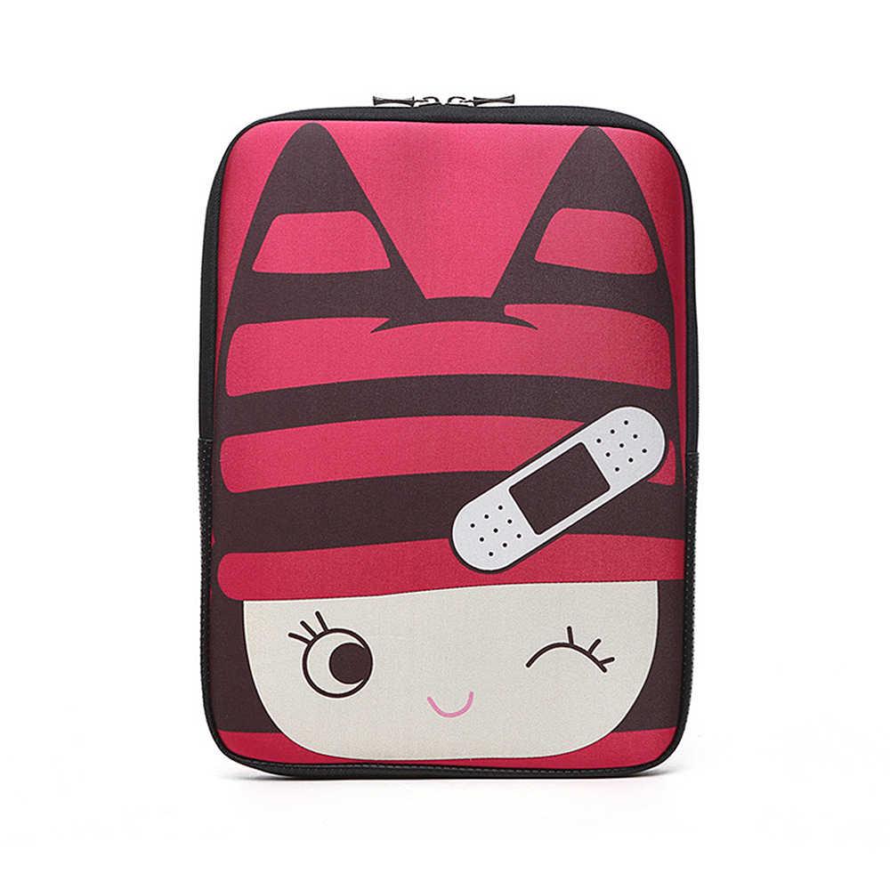 كله بيع لطيف محمول حقائب مقاومة للماء كم دفتر حافظة لجهاز لينوفو ماك بوك اير 11 12 13 14 15 15.6 بوصة غطاء برو زيبر حقيبة
