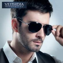 VEITHDIA Men Brand Polarized Sunglasses UV400 Protect Coating Driving Sun glasses men oculos de sol masculino 1306