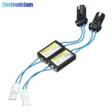 1 шт 12V T10 светодиодный Предупреждение декодер компенсатора T10 501 W5W без CAN-BUS ОКБ ошибка нагрузочный резистор