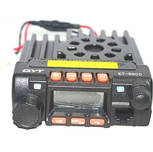 Qyt kt-8900 Car radio kt8900 use in car 25W mini dual band mobile radio, radio bidirezionale, montato sul veicolo, walkie talkie