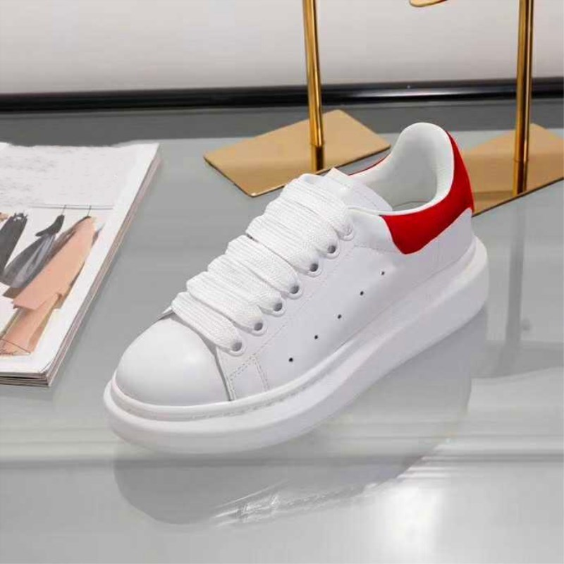 Pu Lacets Décontractées À Femmes Vulcanisées Semelles Show Compensées Sneaker Blanc Breathble as Chaussures As Mode En Cuir Show Sneakers HW92EDI