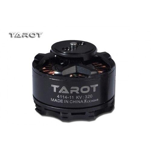 Tarot 4114 320KV multi rotor brushless motor black orange TL100B08-01 TL100B08-02
