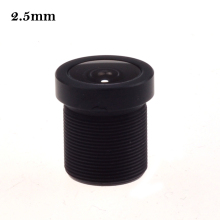 Wholesale CCTV LENS 2.5mm 130 Degree Wide Angle Lens Fixed for CCTV Security Camera