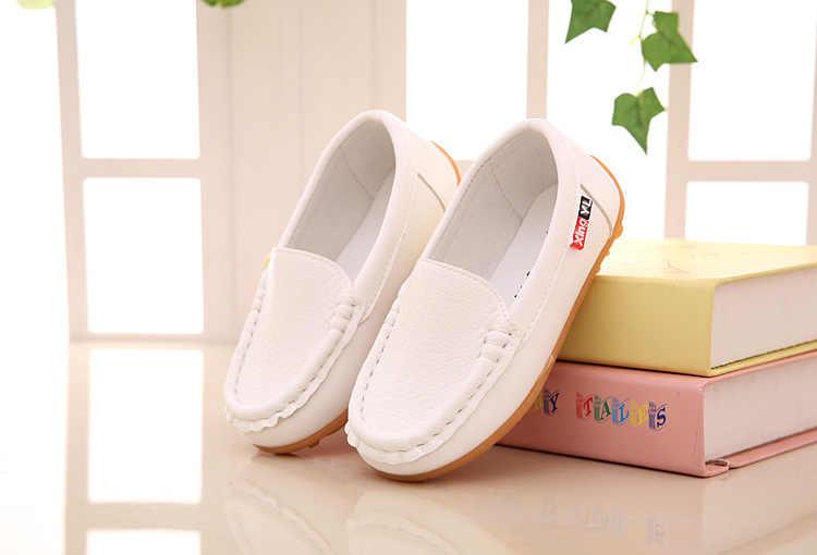ילדים סיטונאיים shoes עבור בנים בנות נעלי ספורט רכות ילדים בלעדי דירות לופרס shoes הליכונים הראשונים (פעוט/ילד קטן/ילד גדול)