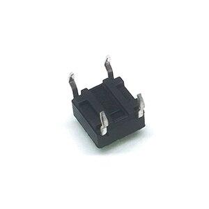 Защита окружающей среды 100 шт./лот 6*6*4,5 мм прерыватель 4-контактный тактильный Такт кнопочный переключатель Микро-переключатель самобнулени...