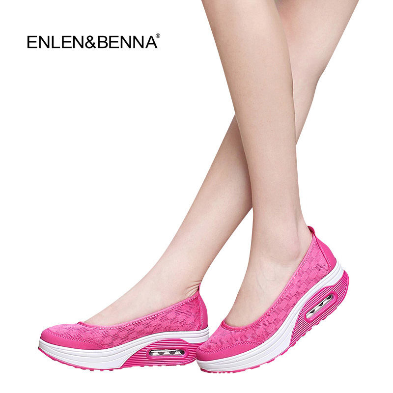 Fashion Women Casual Shoes Flats Mesh Ladies Loafers Slip On flat Comfortable Nurse Shoes Flat Platform Female Footwear EU 35-42 2018 women summer slip on breathable flat shoes leisure female footwear fashion ladies canvas shoes women casual shoes hld919