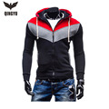 2016 NEW Fashion Men Hoodies Brand  Suit Men Sweatshirt Hoodie Casual Zipper Hooded Jackets Male M-3XL