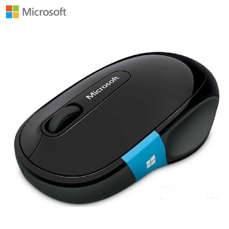 Microsoft Sculpt Comfort Blueshin Technology 1000DPI 2 4Ghz Bluetack mouse Mice Bluetooth 3 0 Wireless Mouse