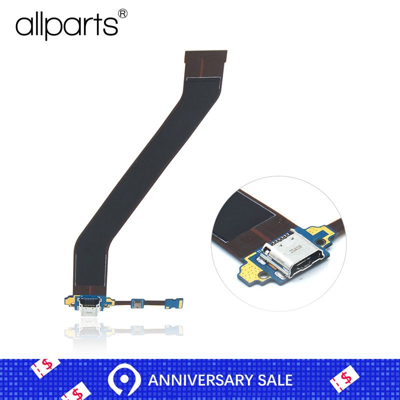 Dock-Replacement Microphone Flex-Cable Usb-Charger P5200 SAMSUNG Galaxy with for Tab-3/10.1/P5200/..
