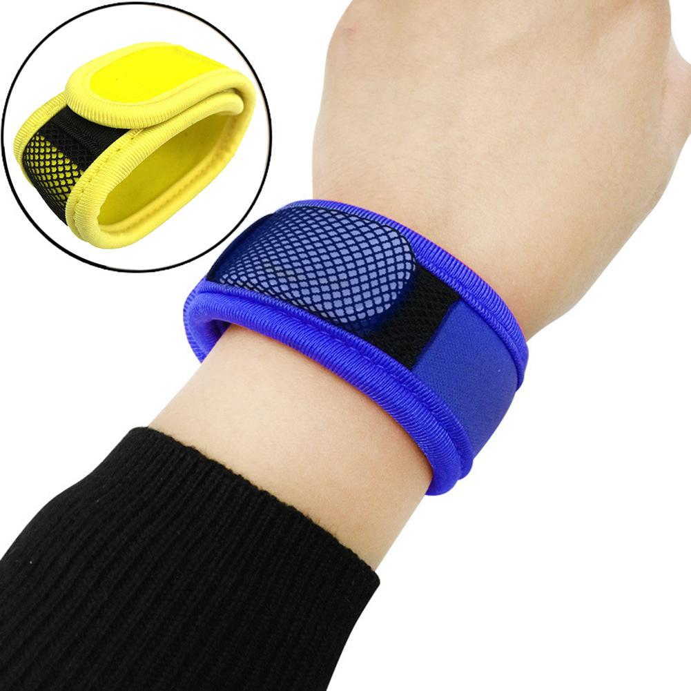 Unisex Outdoor Mosquito Repeller Anti Mosquito Pest Band Wrist Band Bracelet